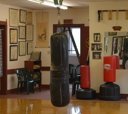 Traditional Okinawan Dojo