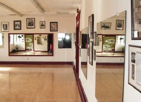 Spacious Karate Studio